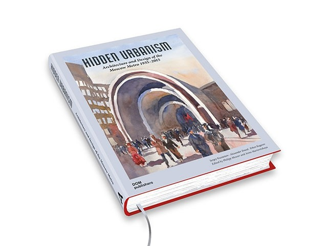 Buch Hidden Urbanism
