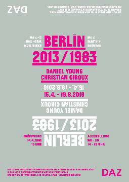 DAZ Berlin 1983